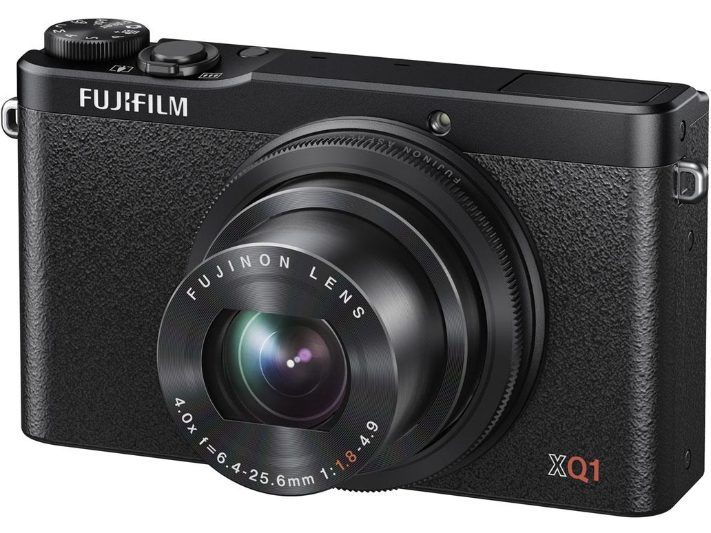 FUJIFILM XQ1 [ブラック] の製品画像