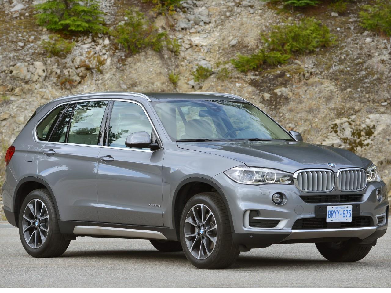 BMW X5 2013年モデル 新車画像