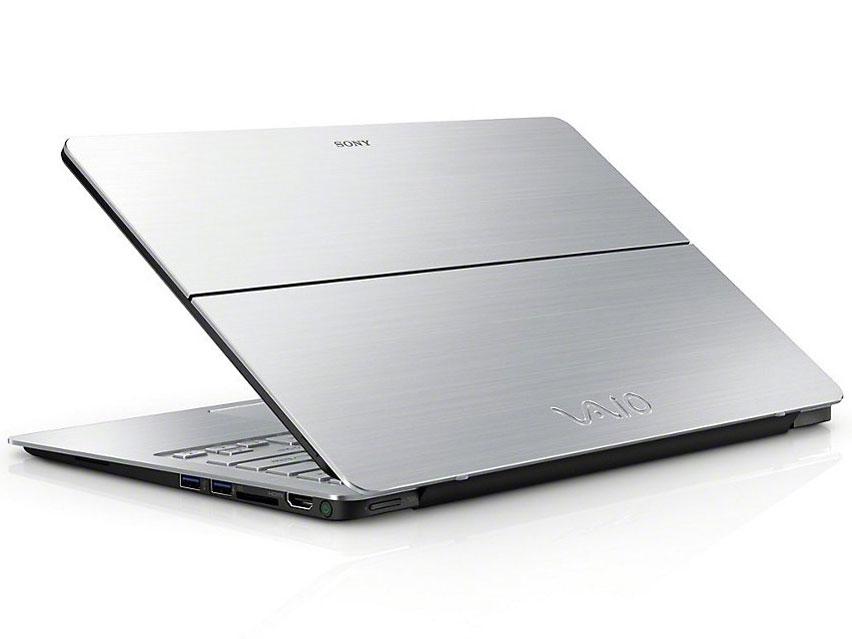 VAIO Fit 13A SVF13N1A1J Core i5/メモリー8GB/SSD256GB搭載モデル [シルバー] の製品画像