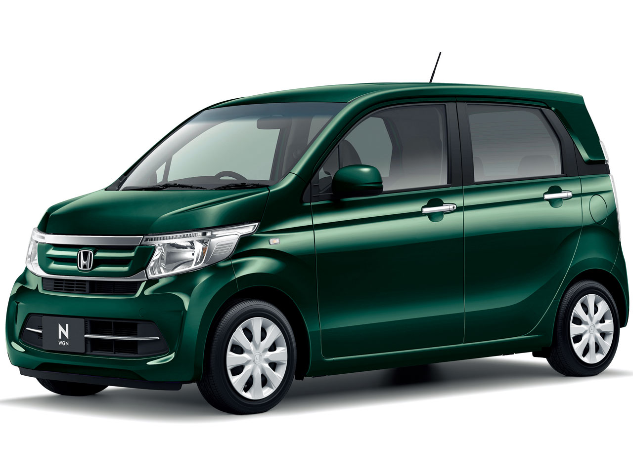 ホンダ N-WGN 2013年モデル 新車画像