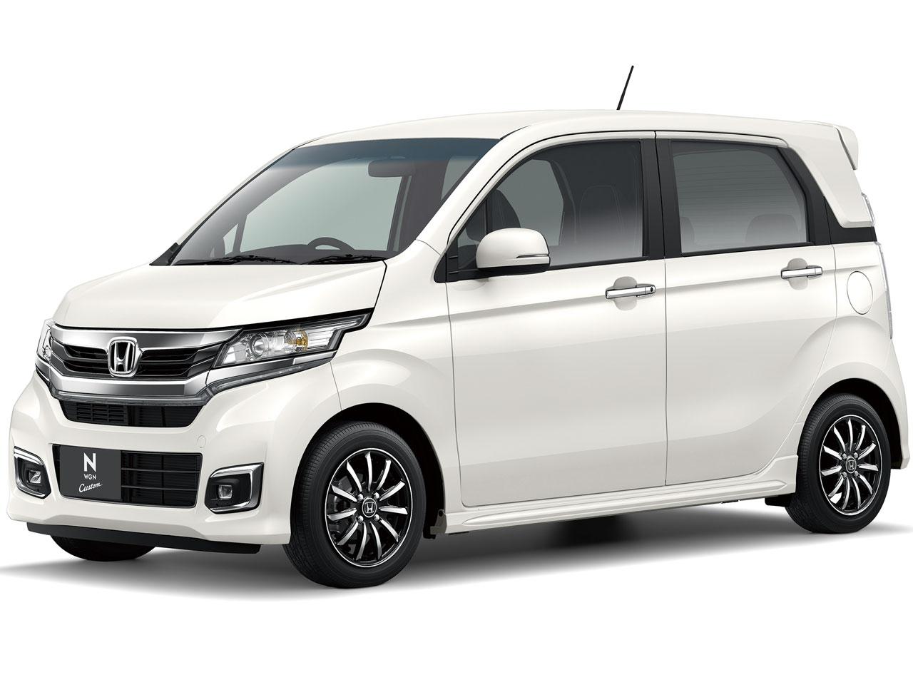 ホンダ N-WGN カスタム 2013年モデル 新車画像