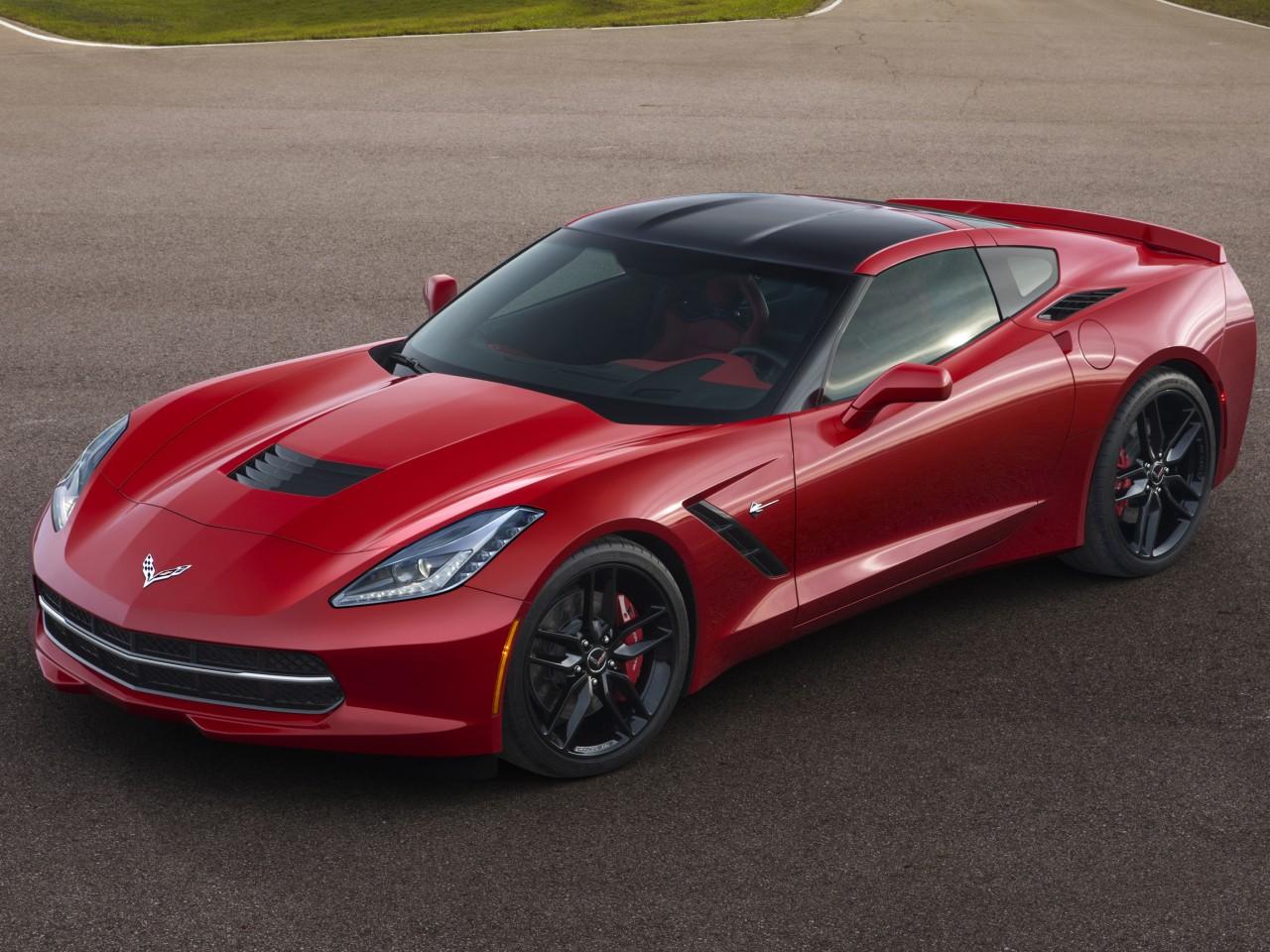 シボレー コルベット 2014年モデル 新車画像