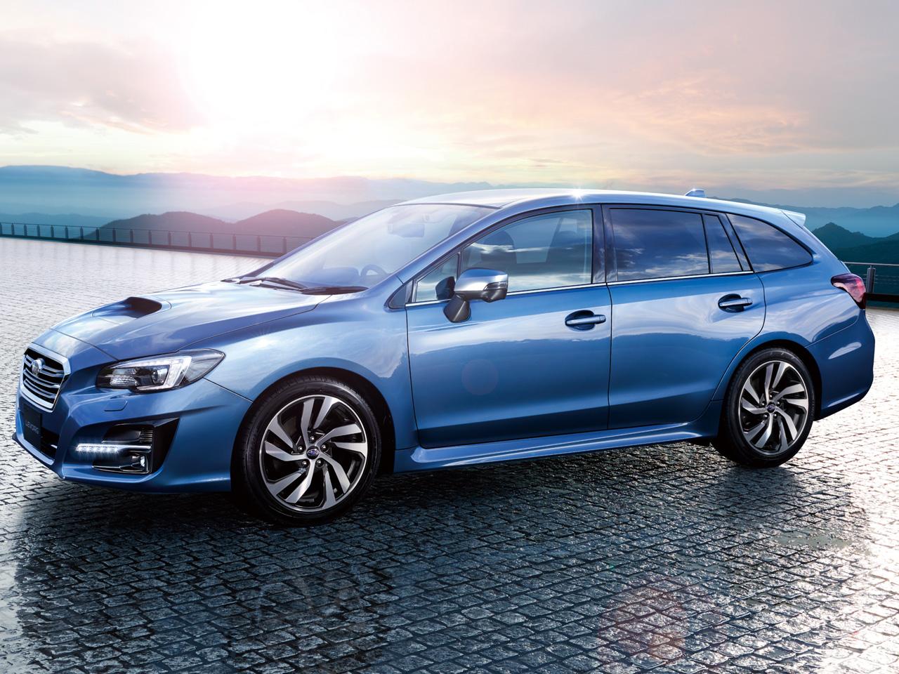 スバル レヴォーグ 2014年モデル 新車画像