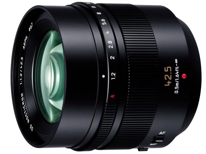 LEICA DG NOCTICRON 42.5mm/F1.2 ASPH./POWER O.I.S. H-NS043 の製品画像