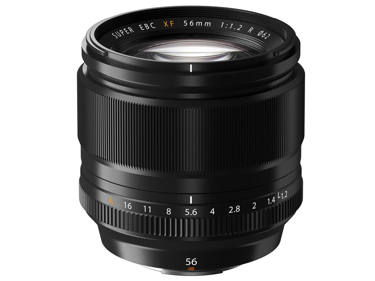 フジノンレンズ XF56mmF1.2 R の製品画像