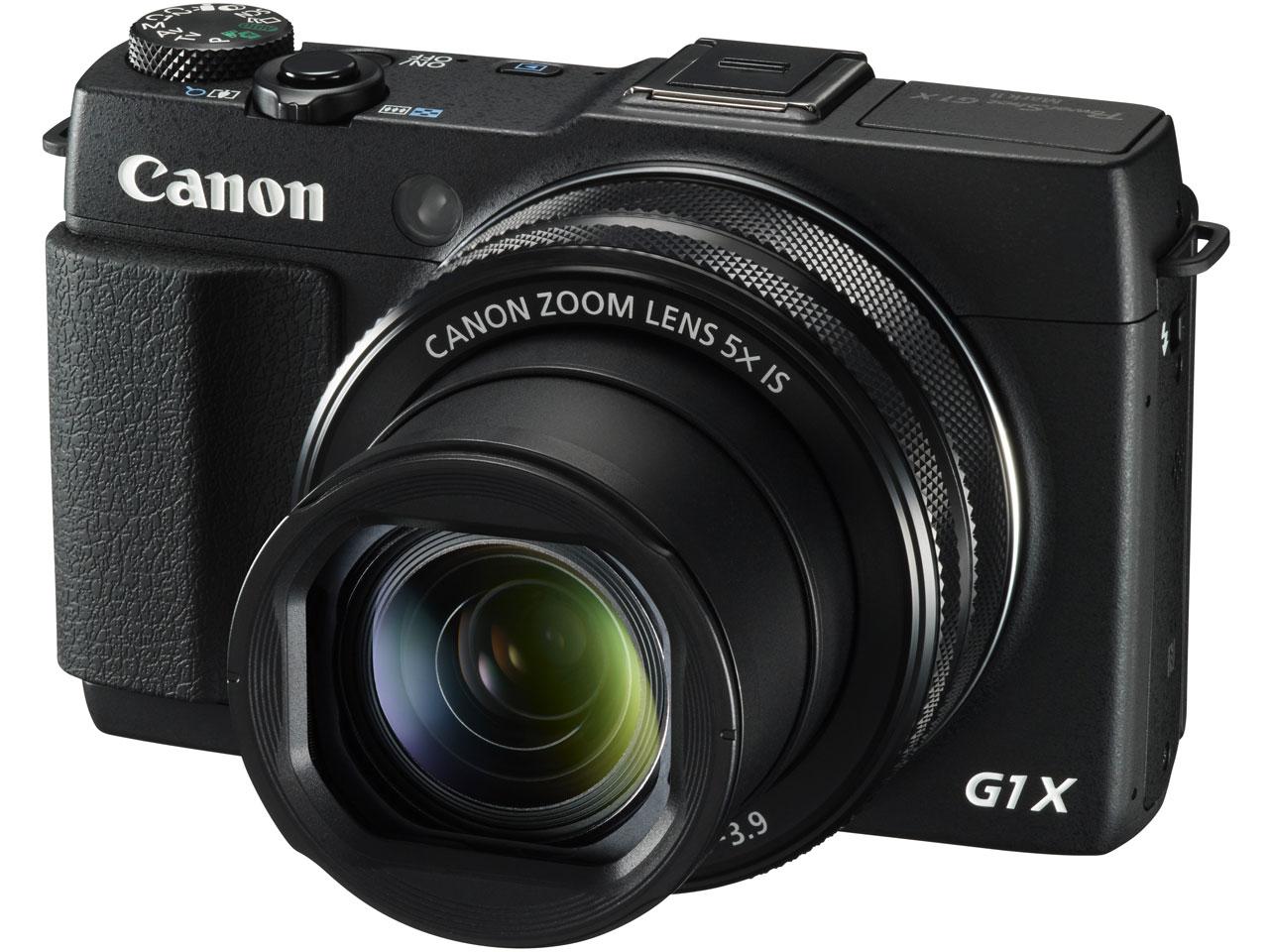 PowerShot G1 X Mark II の製品画像