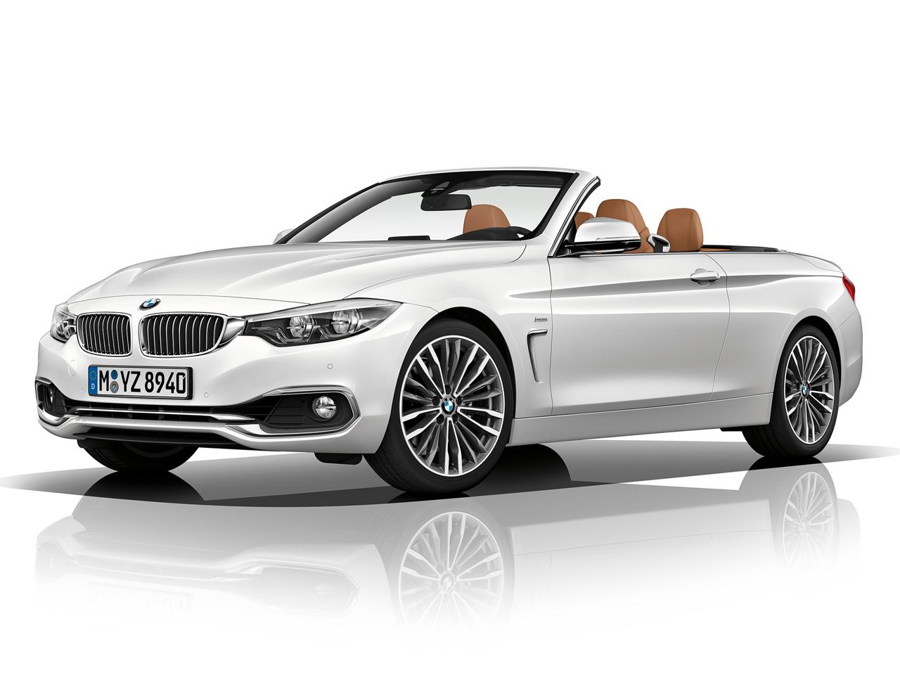 BMW 4シリーズ カブリオレ 2014年モデル 新車画像