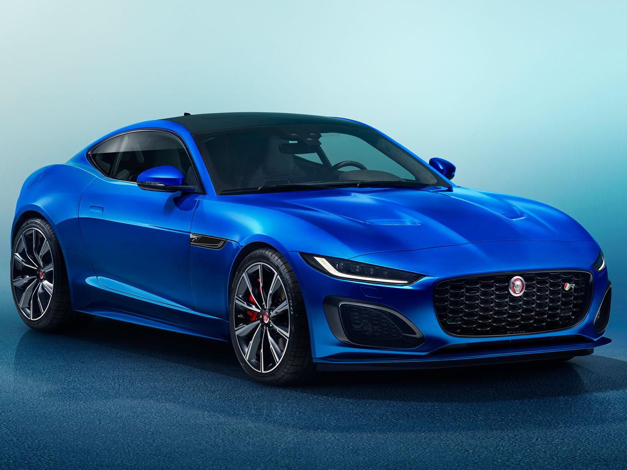 ジャガー Fタイプ クーペ 2014年モデル 新車画像