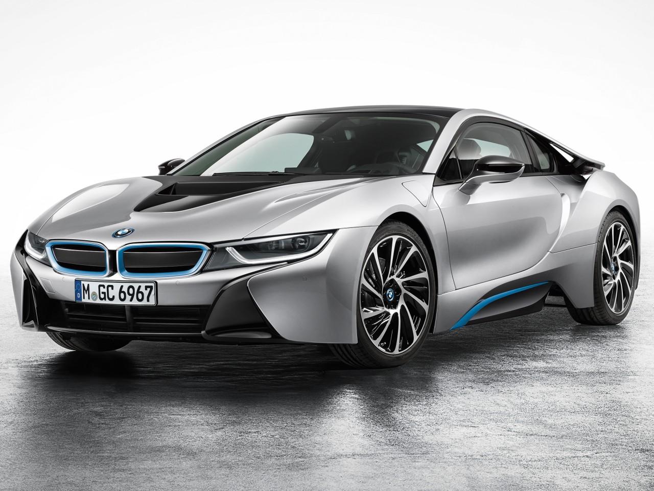 BMW i8 2014年モデル 新車画像