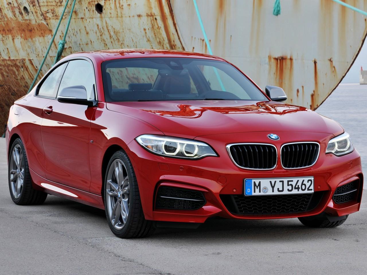 BMW 2シリーズ クーペ 2014年モデル 新車画像
