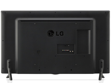 『本体 背面』 Smart TV 47LB5810 [47インチ] の製品画像