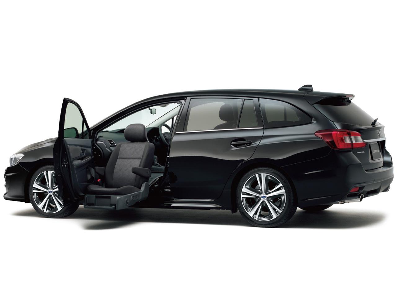 スバル レヴォーグ 福祉車両 2014年モデル 新車画像
