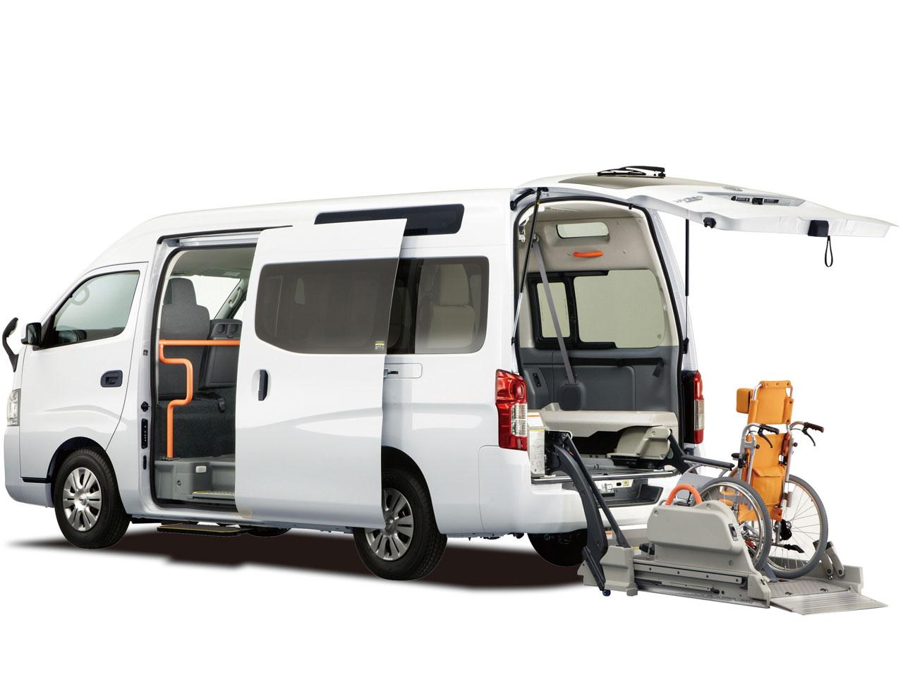 NV350キャラバン 福祉車両 2012年モデル の製品画像