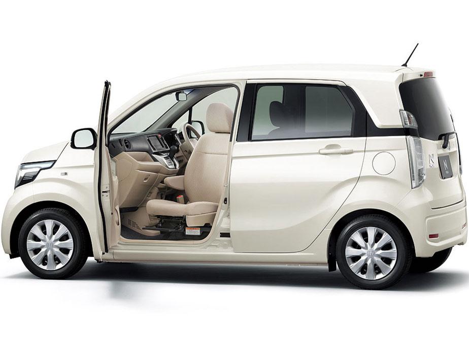 ホンダ N-WGN 福祉車両 2013年モデル 新車画像