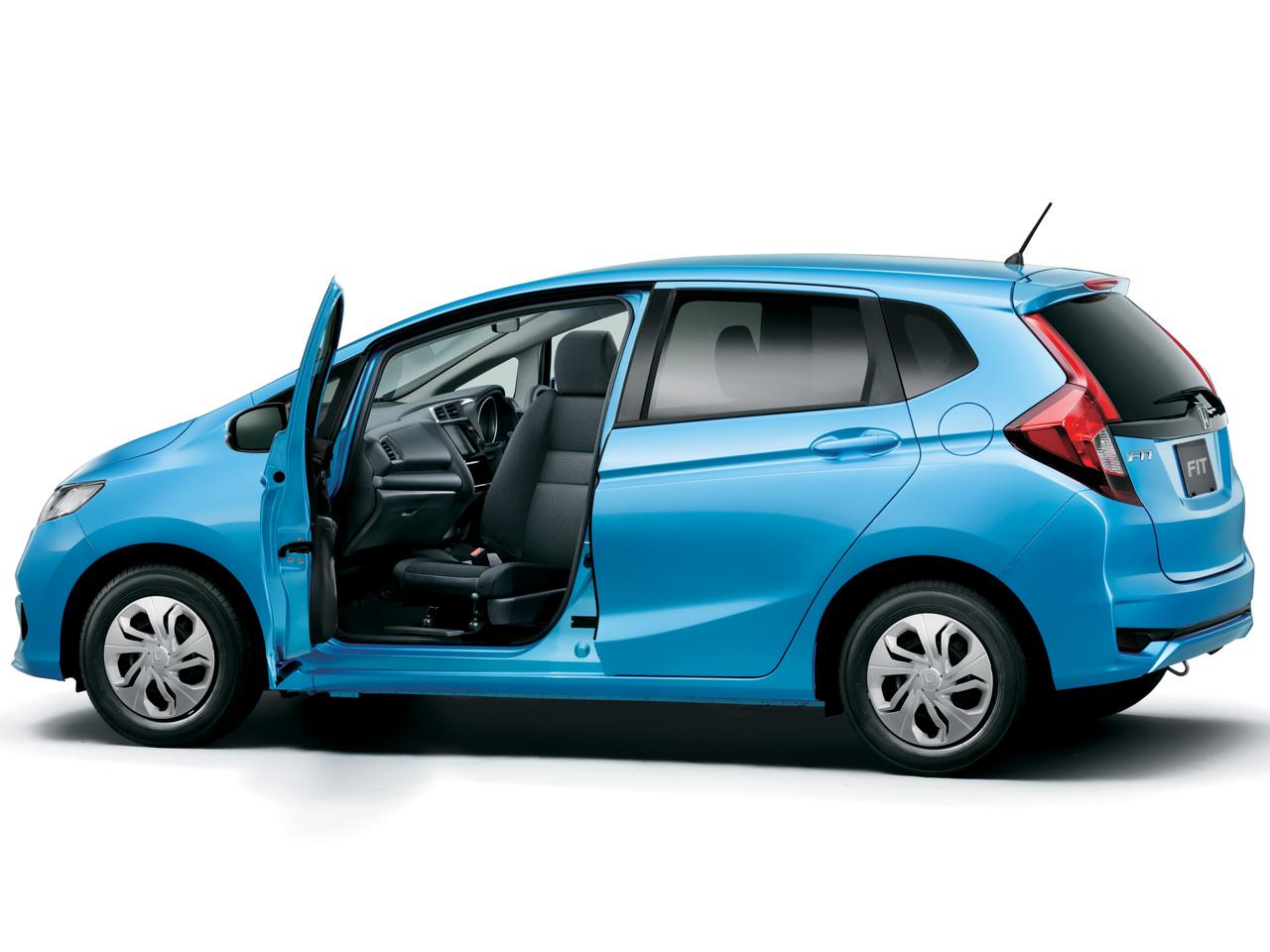 ホンダ フィット 福祉車両 2013年モデル 新車画像