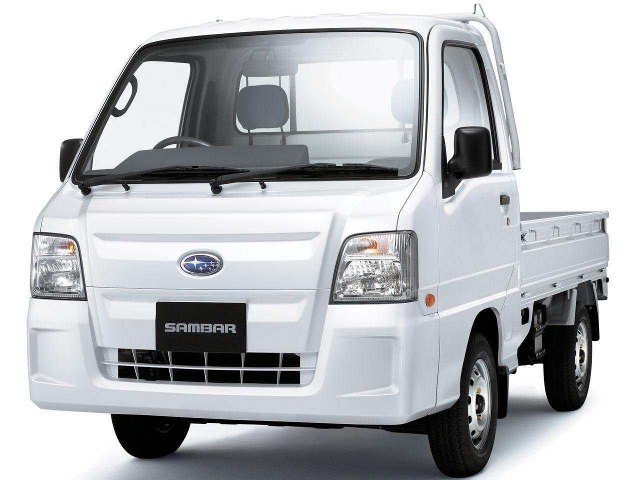 スバル サンバー トラック 2012年モデル 新車画像
