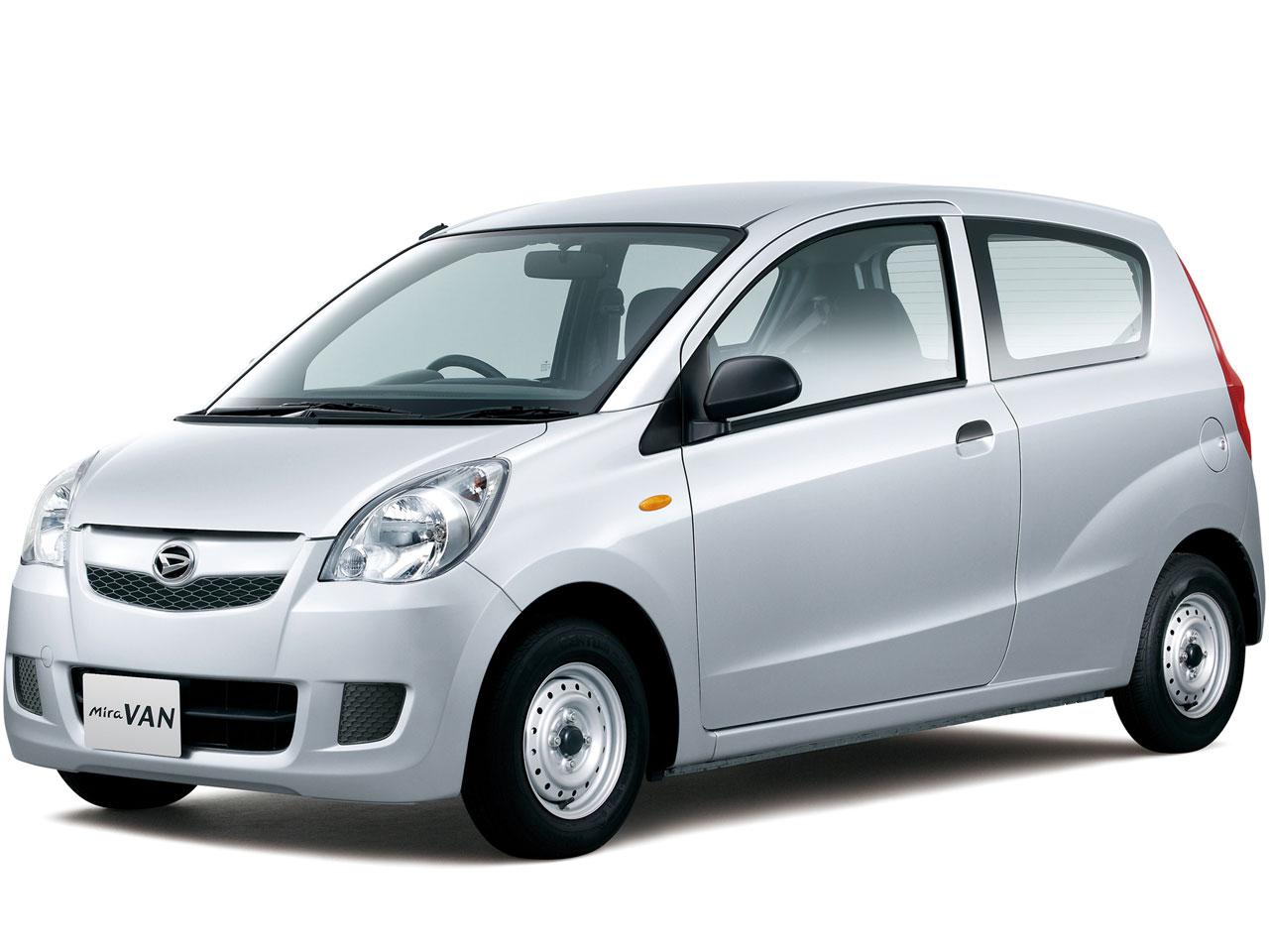 ダイハツ ミラ バン 商用車 2006年モデル 新車画像