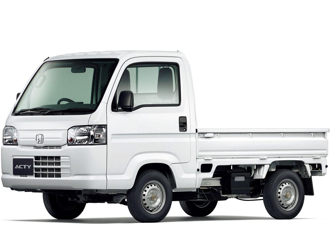 ホンダ アクティ トラック 2009年モデル 新車画像