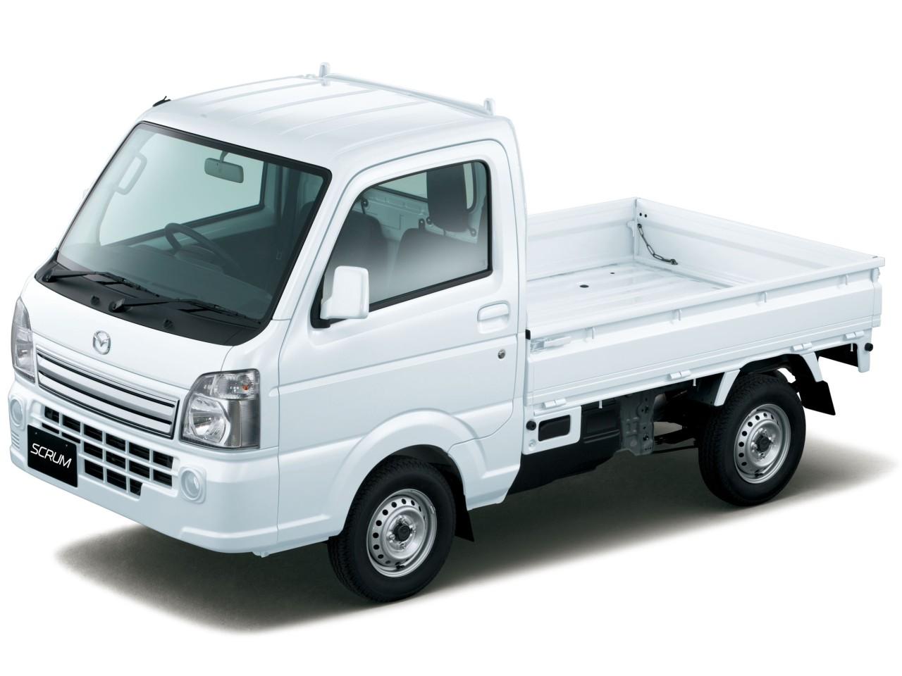 マツダ スクラム トラック 2013年モデル 新車画像
