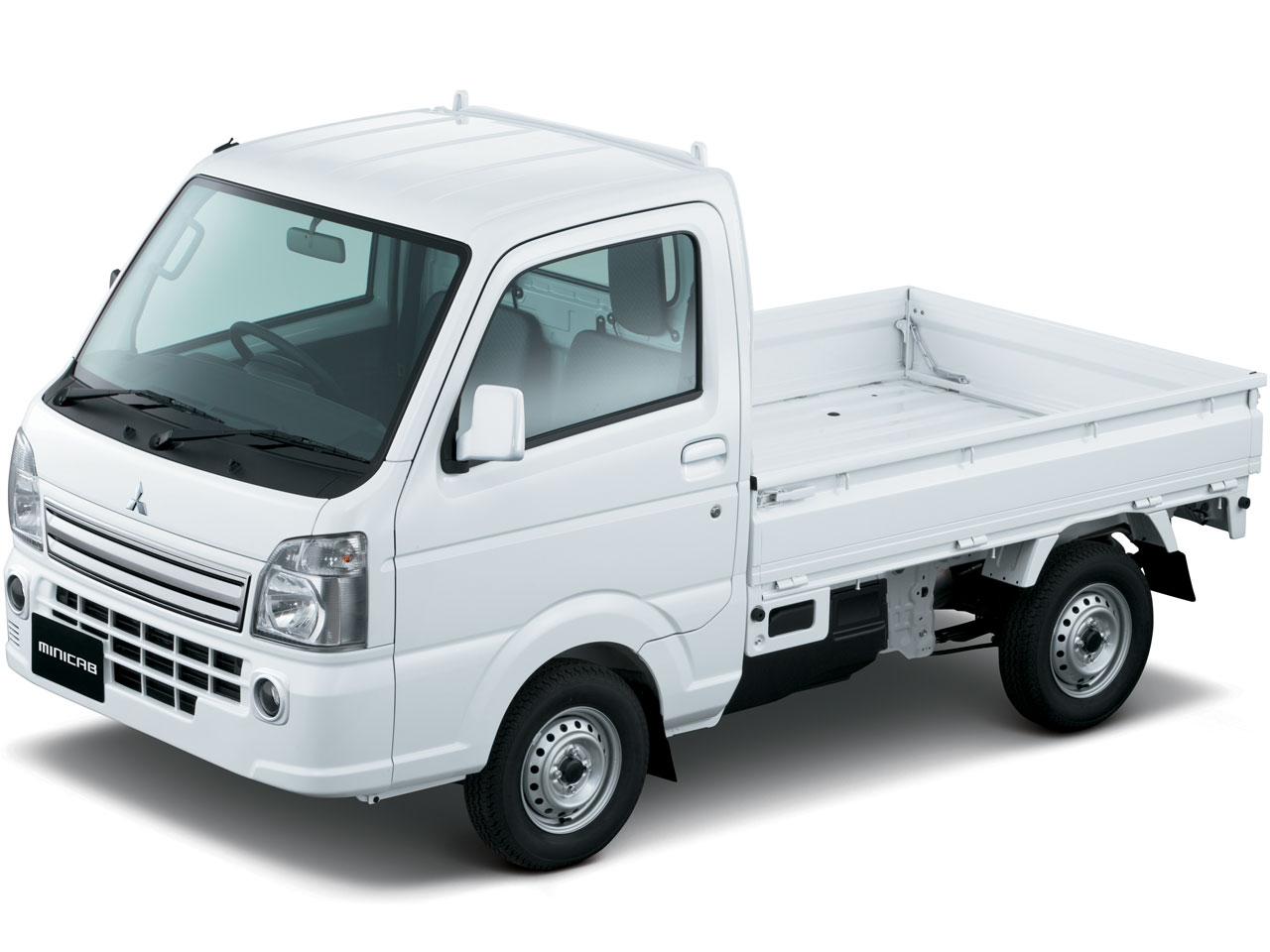 三菱 ミニキャブ トラック 2014年モデル 新車画像