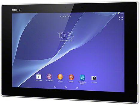 Xperia Z2 Tablet Wi-Fiモデル SGP512JP/W [ホワイト] の製品画像