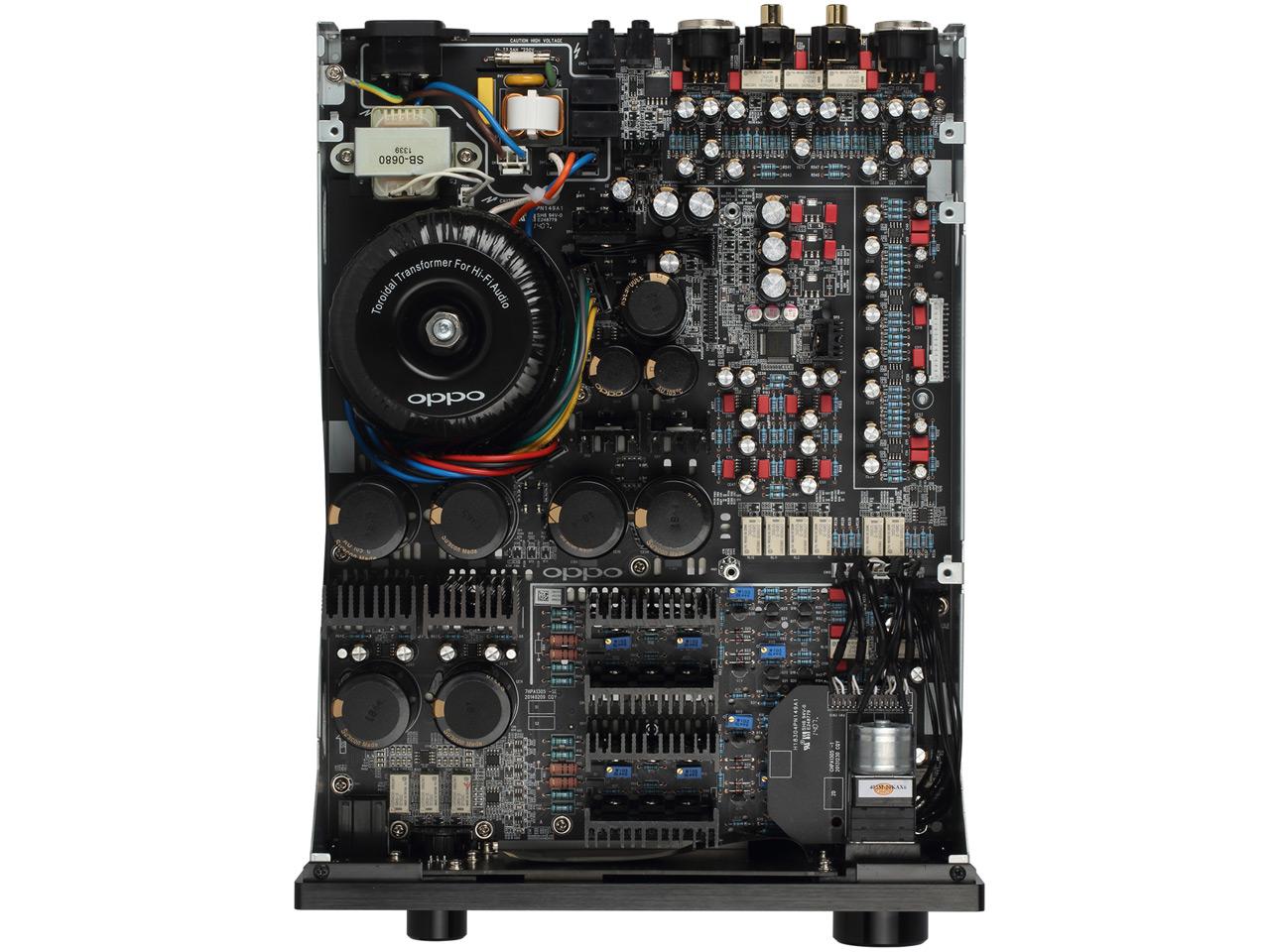 『本体 内部』 HA-1(JP) の製品画像