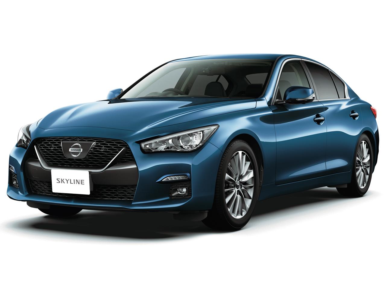 日産 スカイライン 2014年モデル 新車画像
