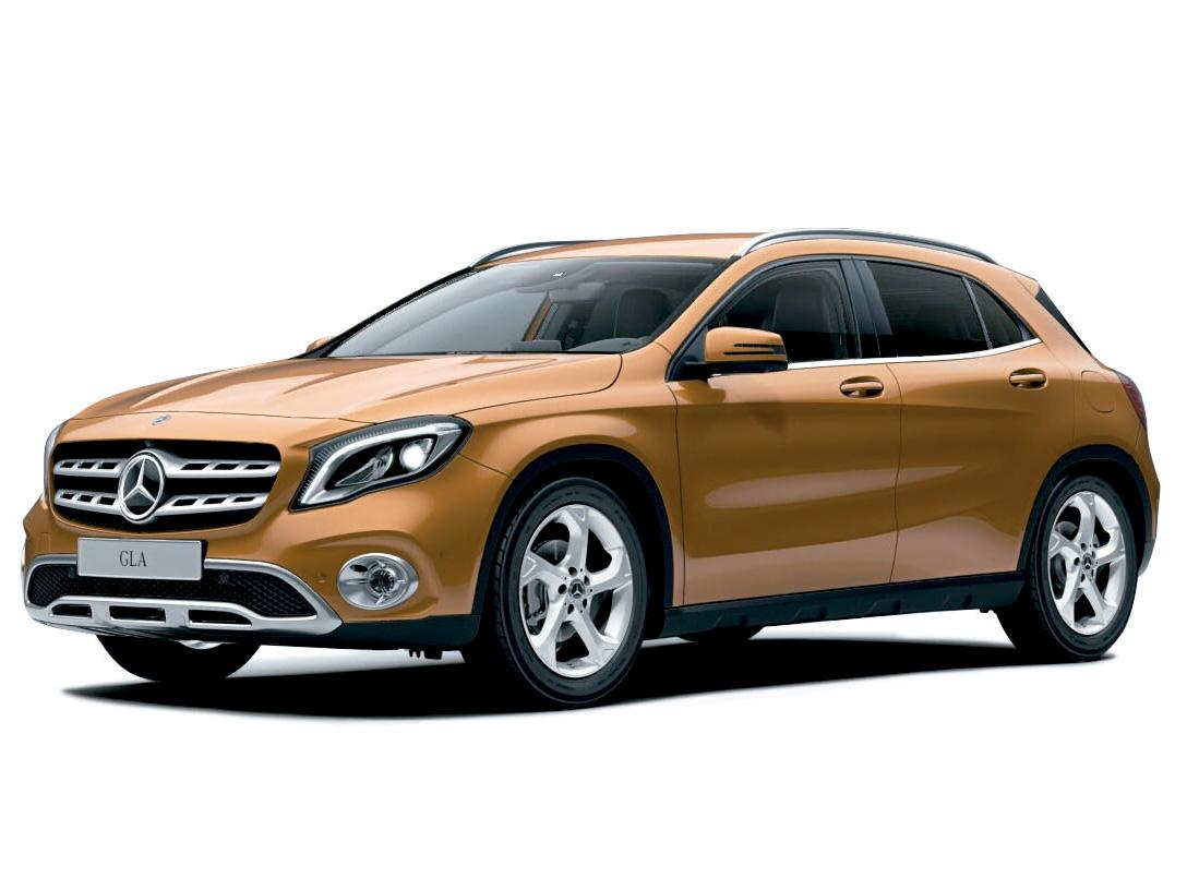 メルセデス・ベンツ GLAクラス 2014年モデル 新車画像