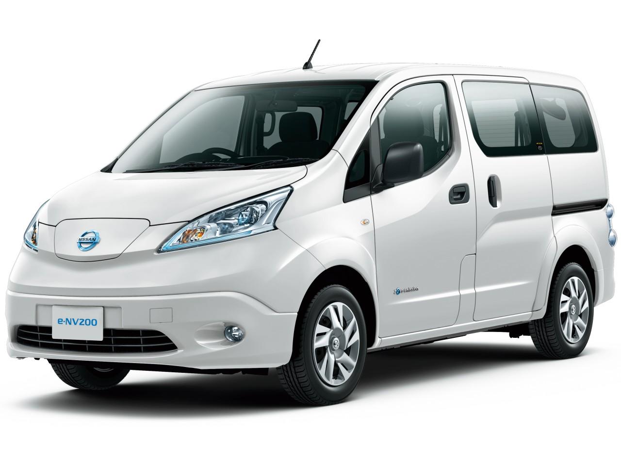 日産 e-NV200 商用車 2014年モデル 新車画像