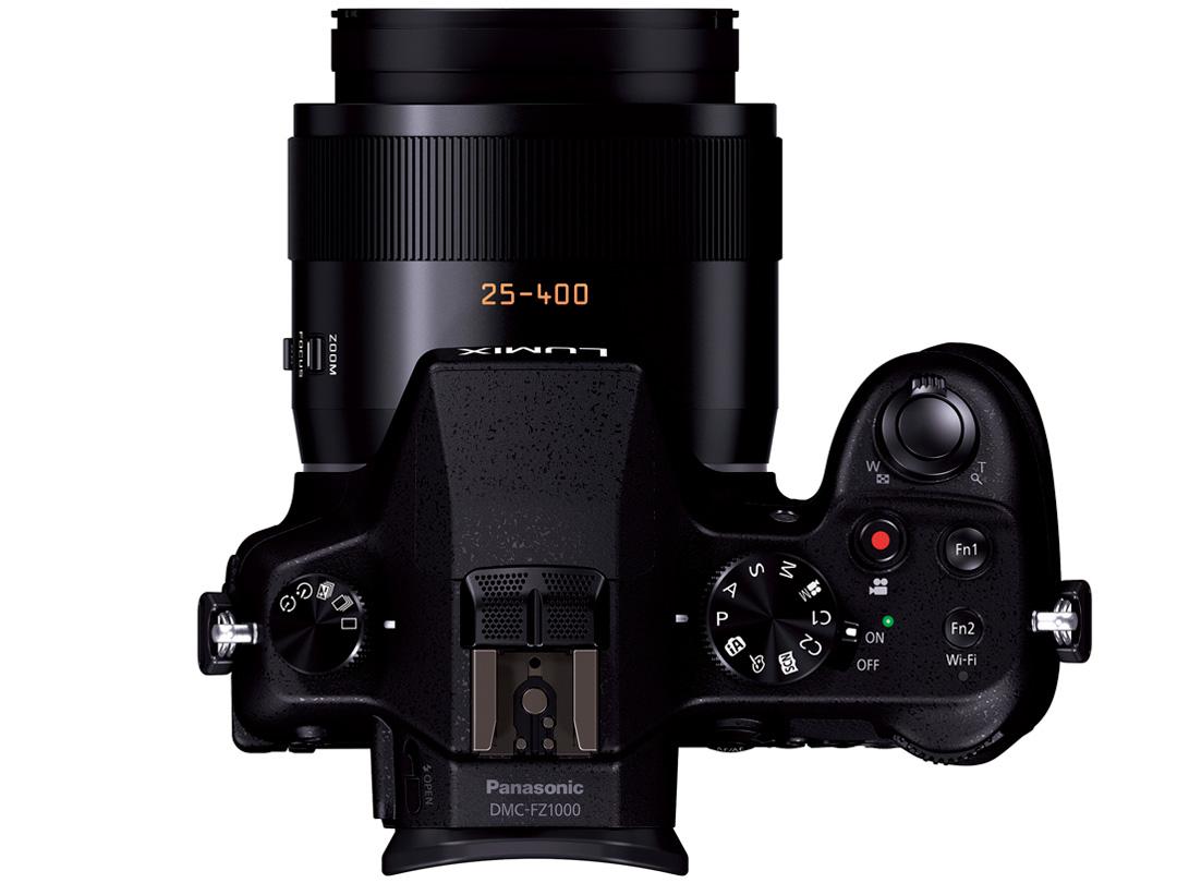『本体 上面1』 LUMIX DMC-FZ1000 の製品画像