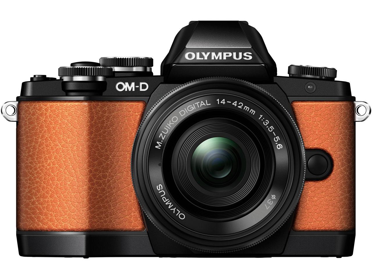 OLYMPUS OM-D E-M10 Limited Edition Kit [オレンジ] の製品画像