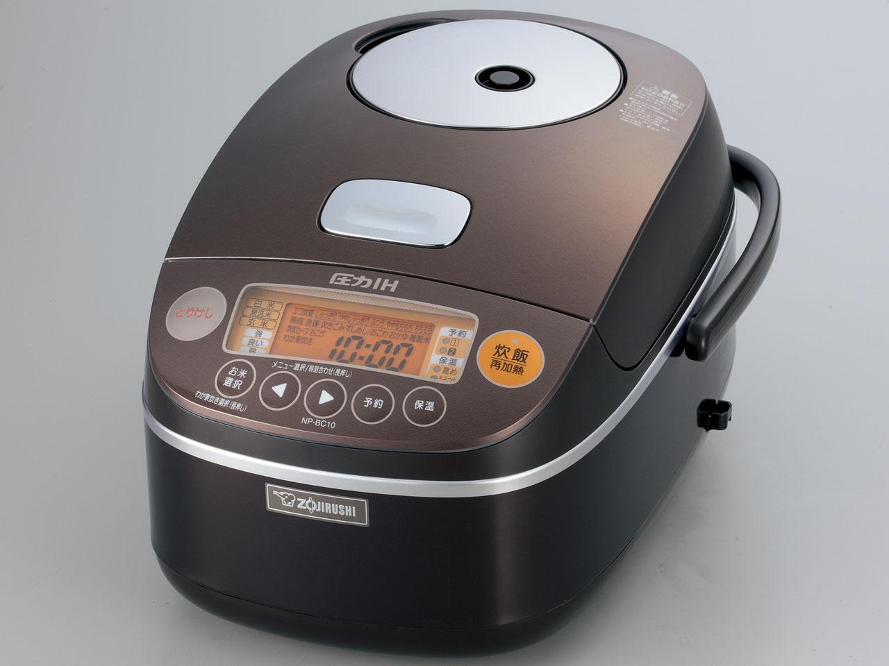 極め炊き NP-BC10-TA [ブラウン] の製品画像