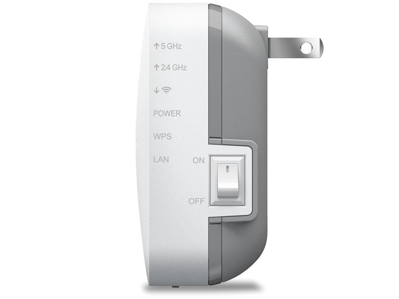 『本体 右側面』 AirStation WEX-733D の製品画像
