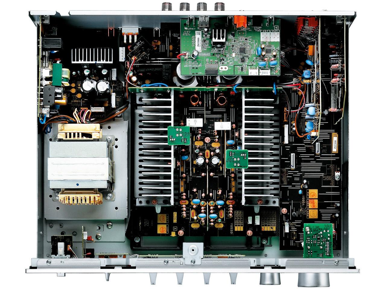 『本体 内部』 A-S301 の製品画像