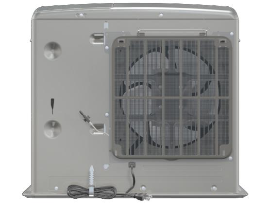 『本体 背面』 FW-6714SLX-S [ウォームシルバー] の製品画像