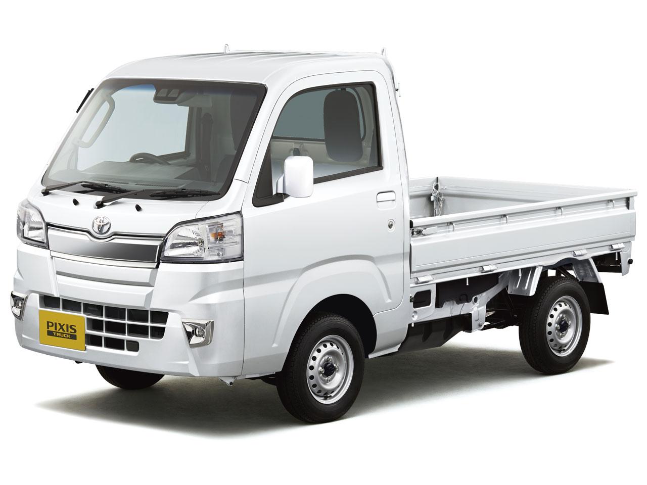 トヨタ ピクシス トラック 2014年モデル 新車画像