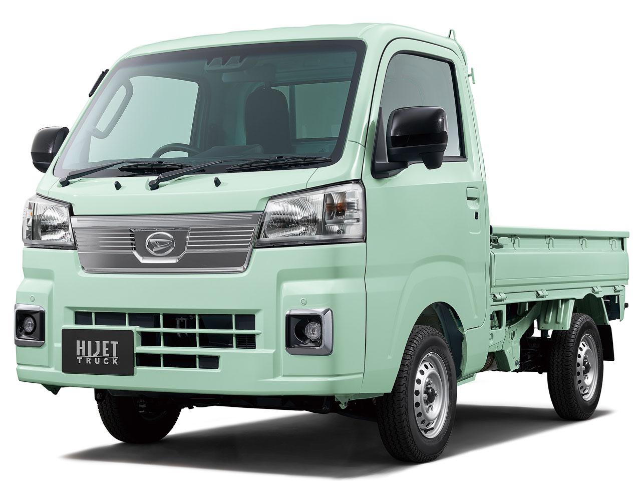 ダイハツ ハイゼット トラック 2014年モデル 新車画像