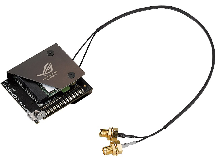 『付属品 mPCIe Combo IV』 MAXIMUS VII IMPACT の製品画像