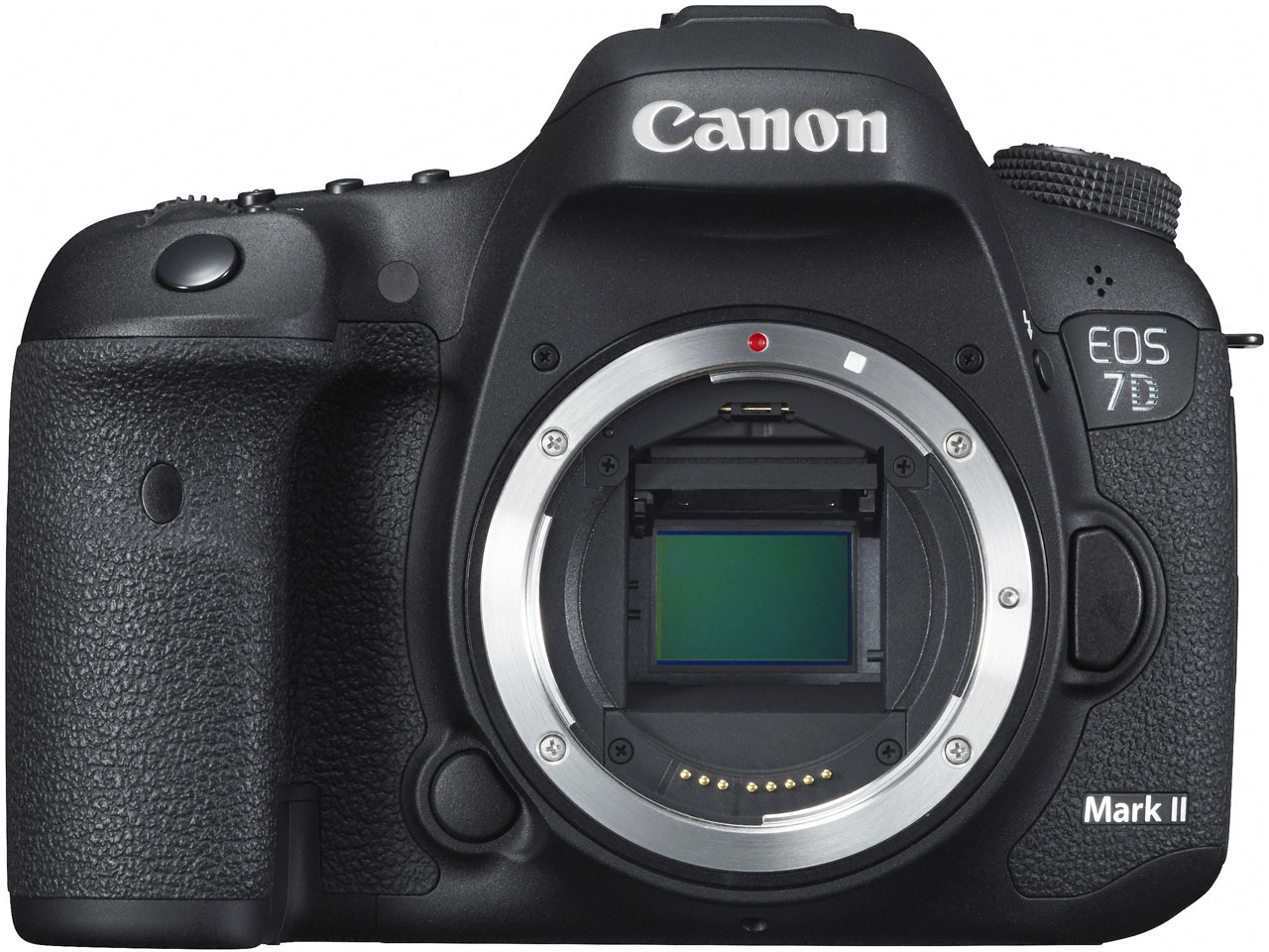 『本体 正面1』 EOS 7D Mark II ボディ の製品画像