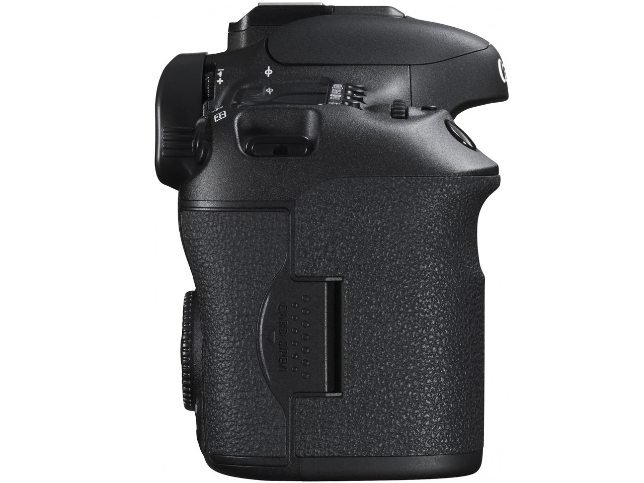 『本体 左側面』 EOS 7D Mark II ボディ の製品画像