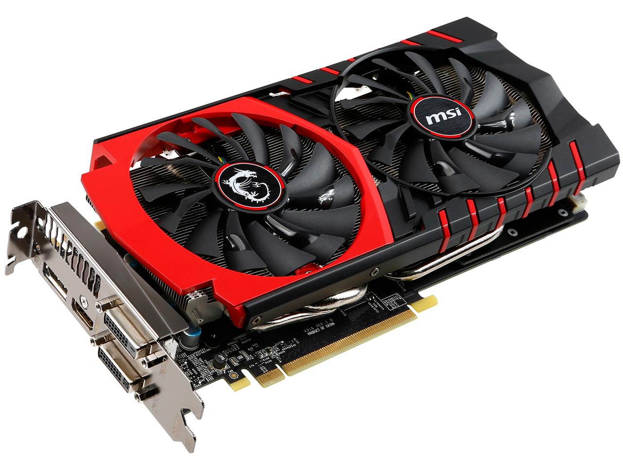 『本体2』 GTX 970 GAMING 4G [PCIExp 4GB] の製品画像