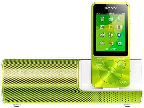 NW-S14K (G) [8GB グリーン] の製品画像