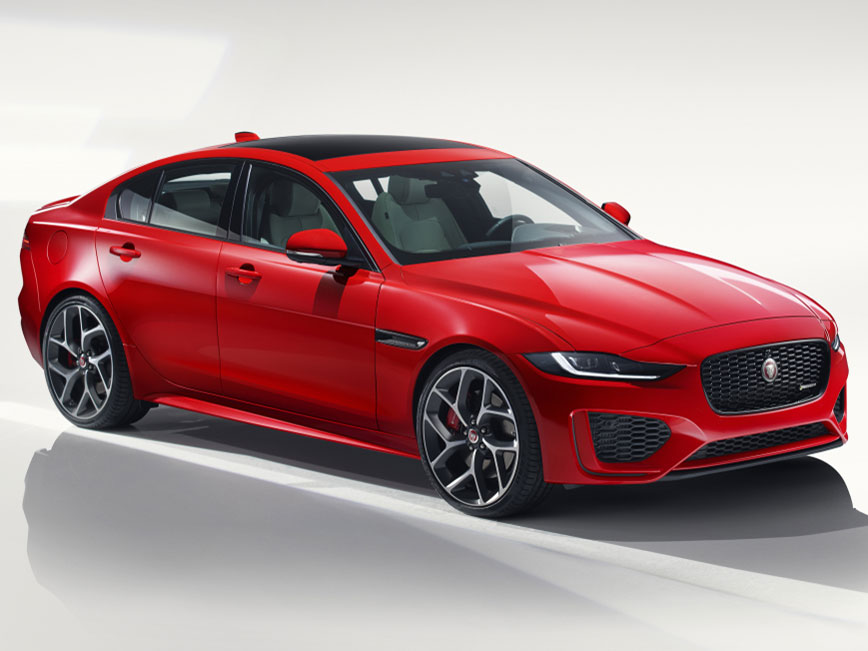 ジャガー XE 2014年モデル 新車画像