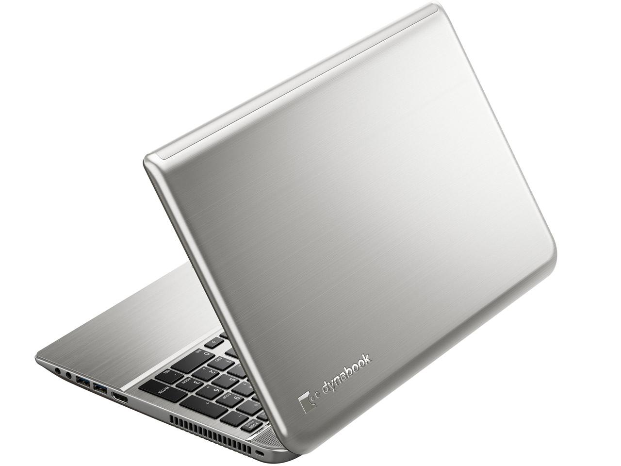 『本体 背面 斜め』 dynabook T95 T95/NG PT95NGP-LHA の製品画像