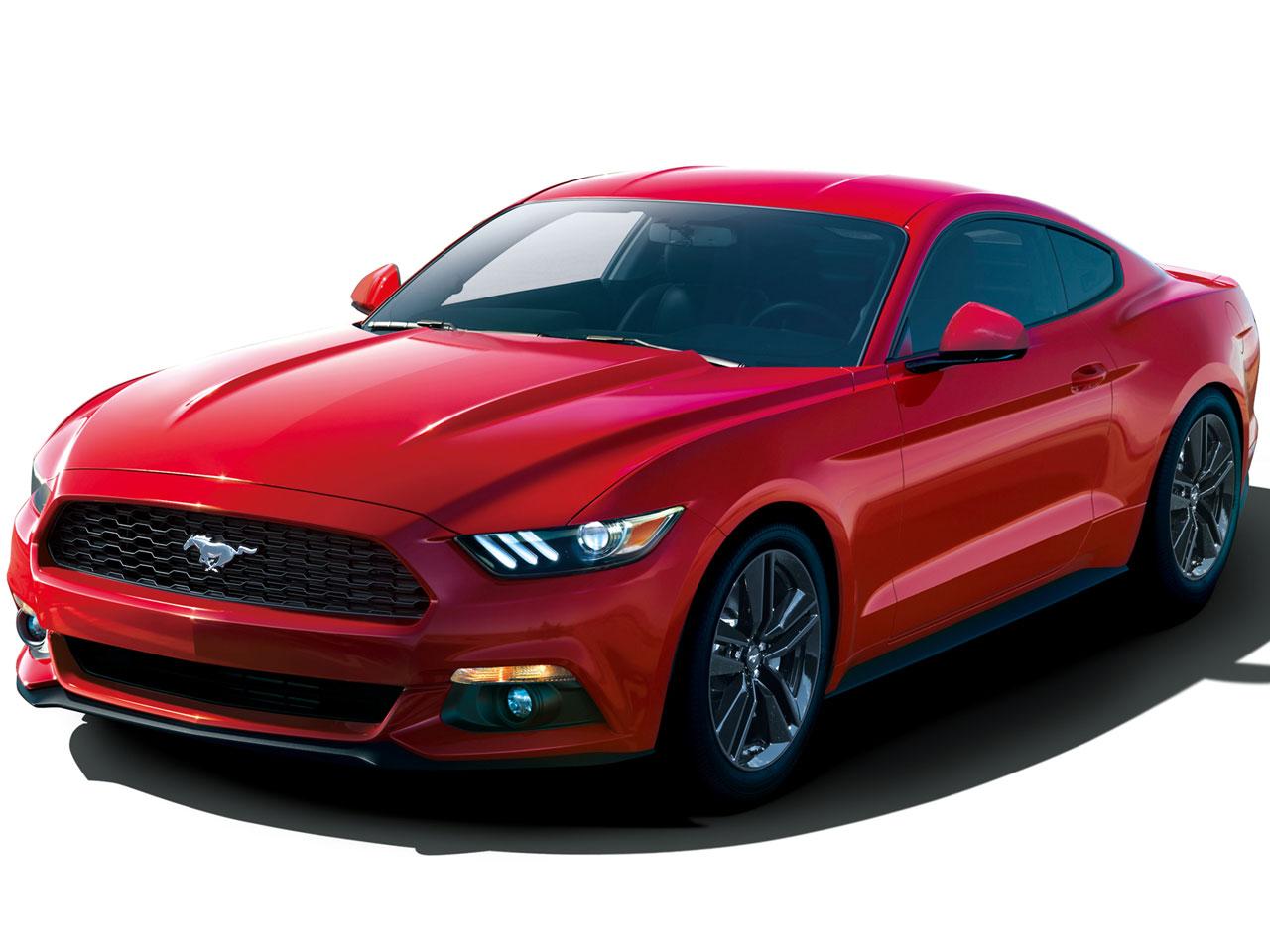 フォード マスタング 2015年モデル 新車画像