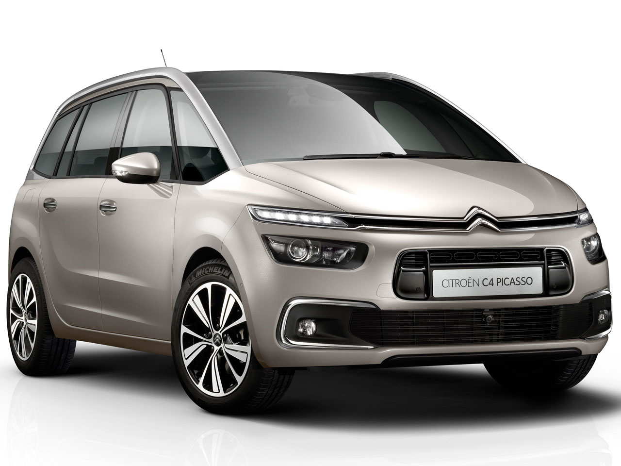 シトロエン C4 ピカソ 2014年モデル 新車画像