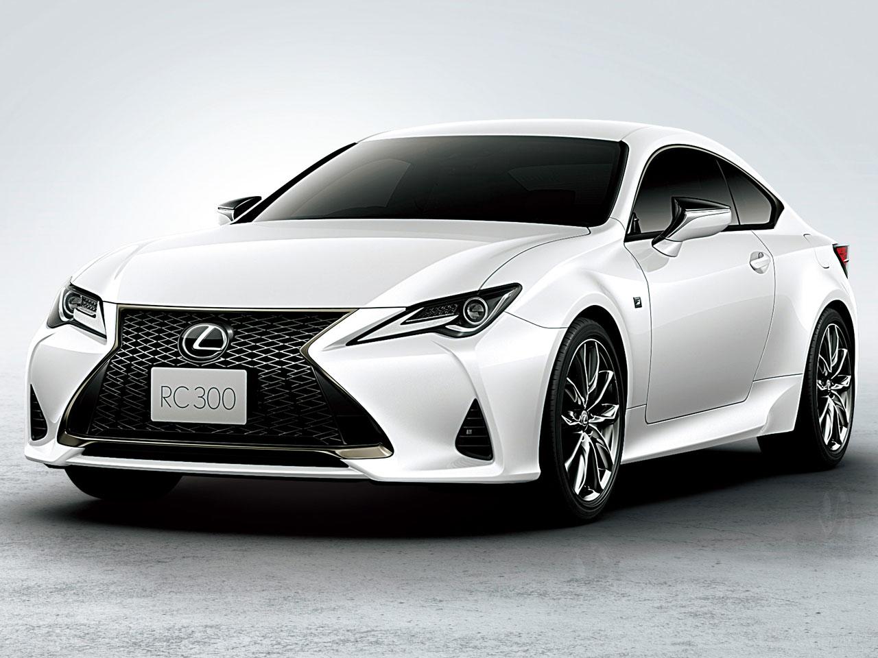 レクサス RC 2014年モデル 新車画像