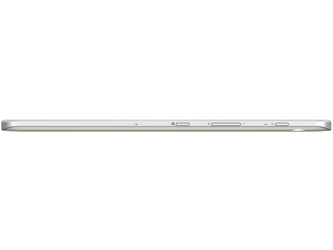 『本体 上面』 dynabook Tab S80 S80/NG PS80NGP-NXA の製品画像