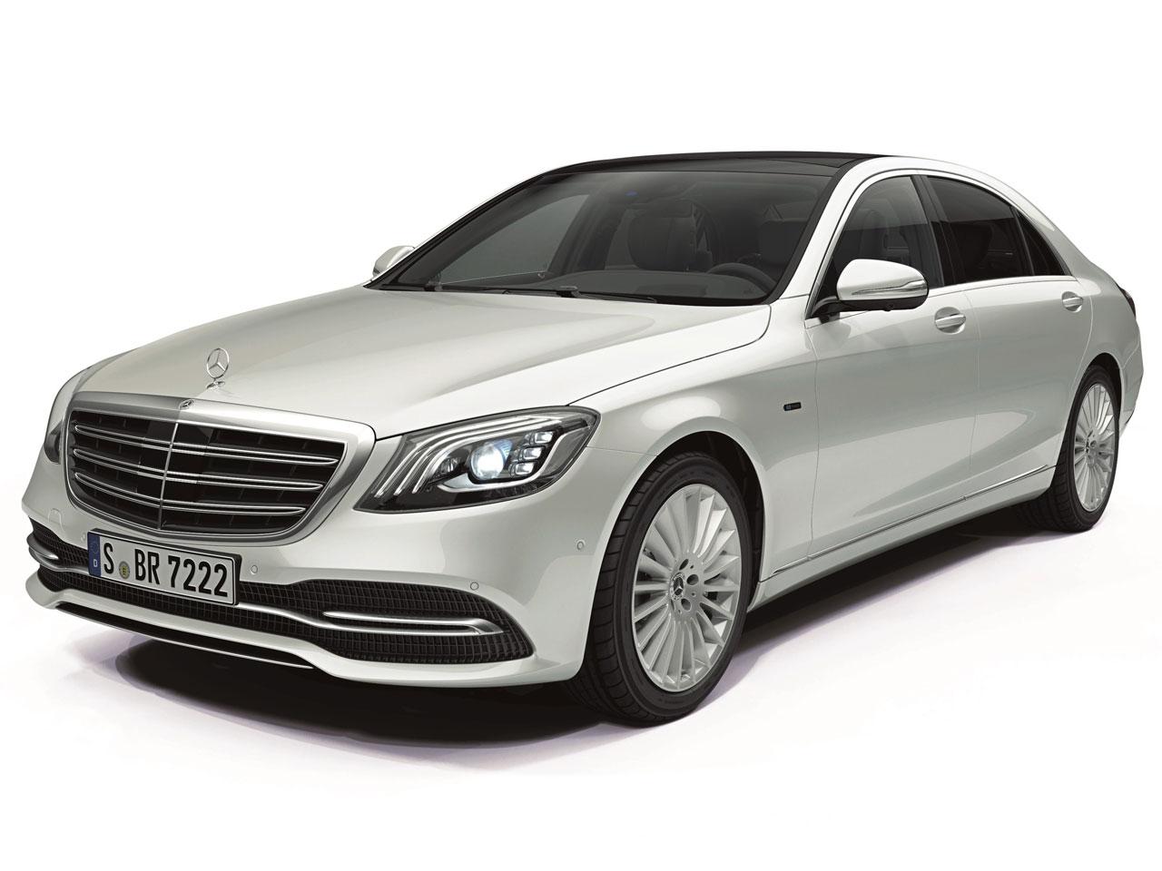 メルセデス・ベンツ Sクラス プラグインハイブリッド 2014年モデル 新車画像