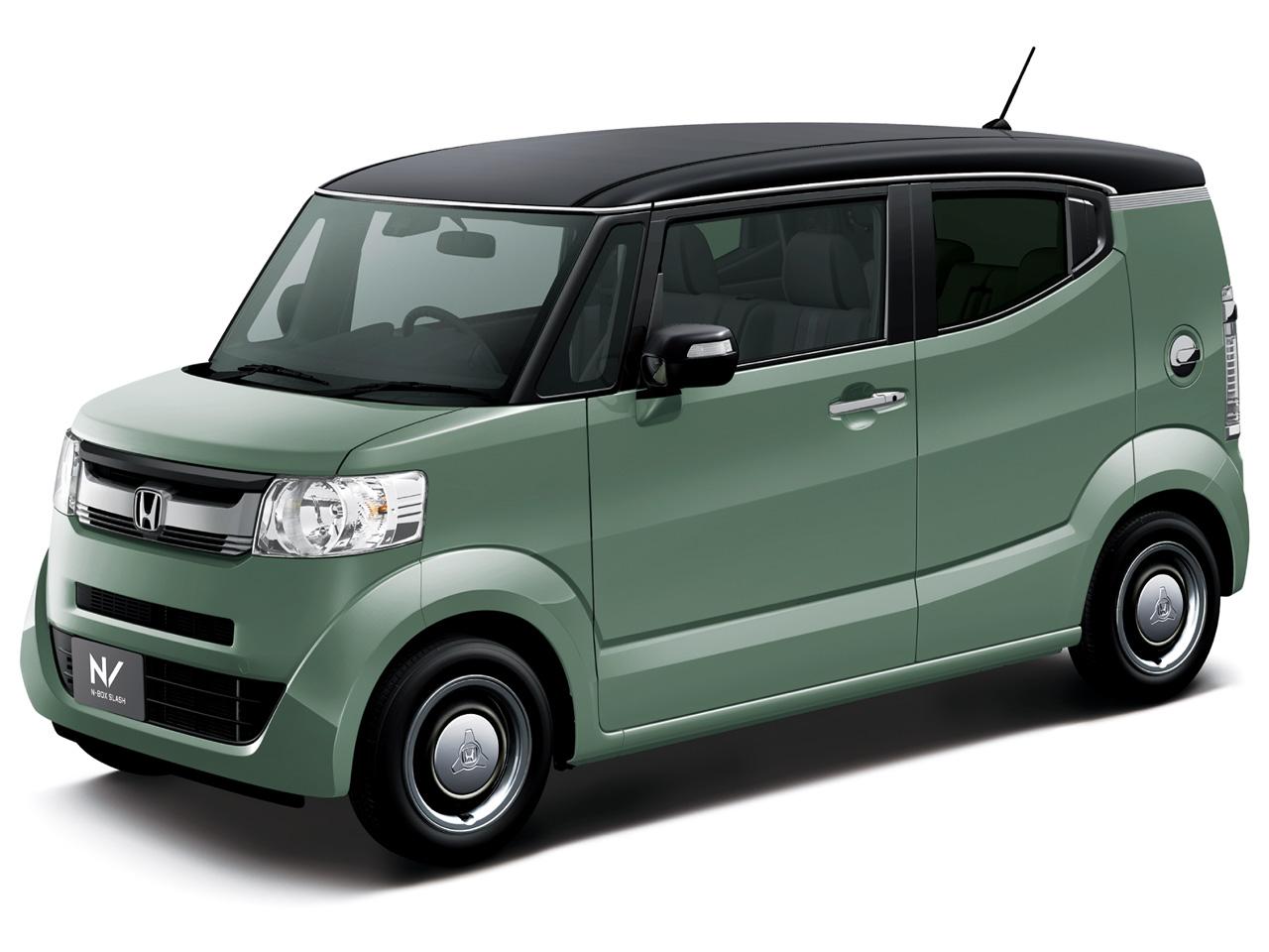 ホンダ N-BOX SLASH 2014年モデル 新車画像